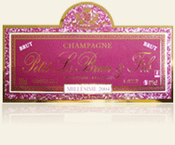 Champagne Millésime